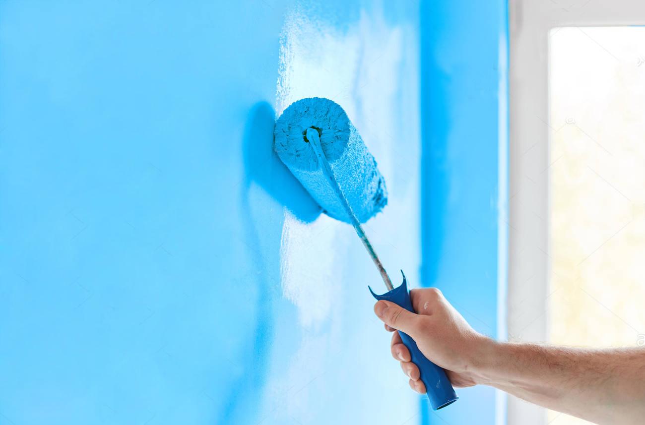 pintar paredes